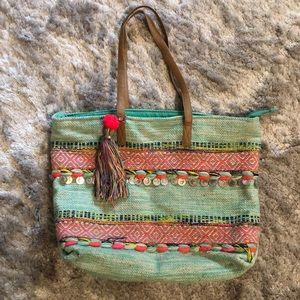 Handbags - Fun tote - multi colored